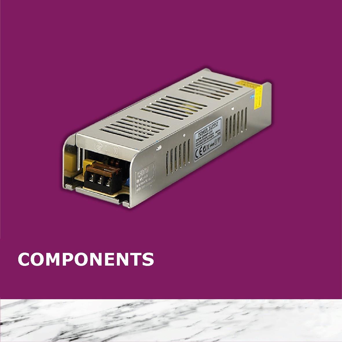 hLite Komponentler